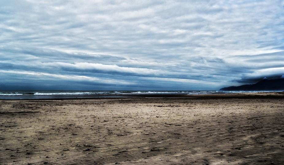 Oregan Beach