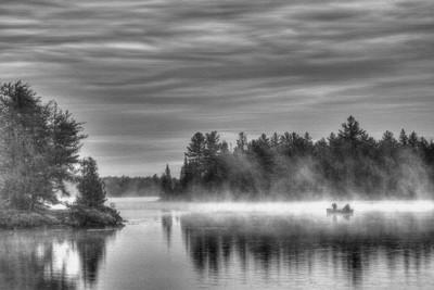 Morning Paddle  5930