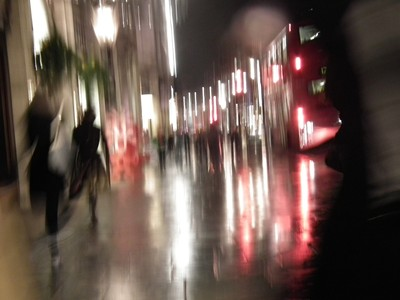 Chance capture,London.