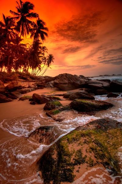 Tangalle Sunrise - Sri Lanka