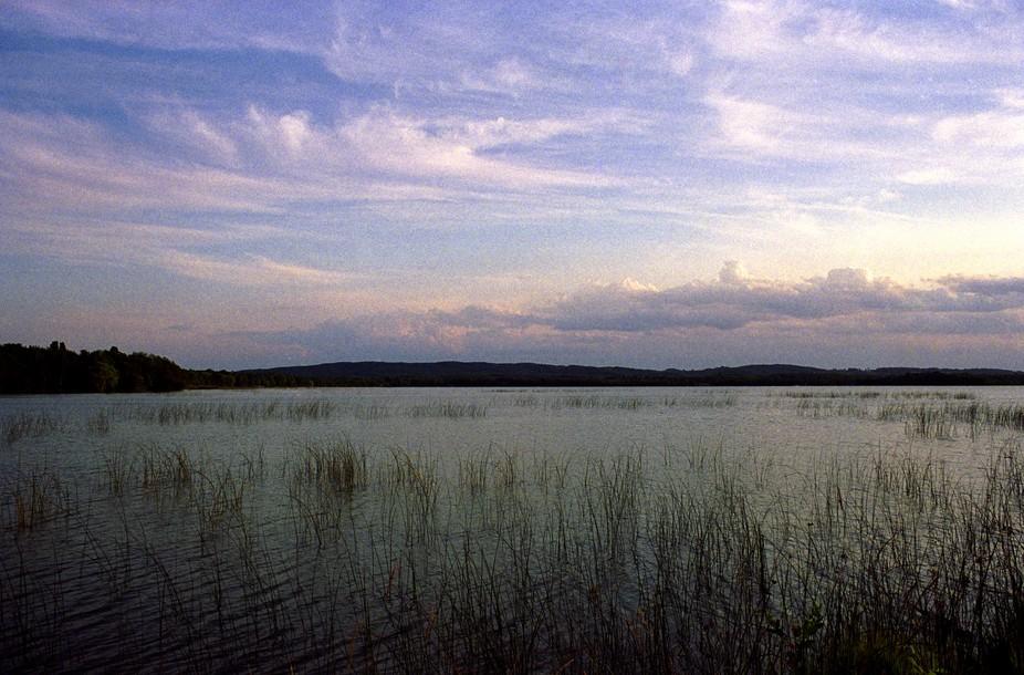 Crooked Lake, northern Michigan