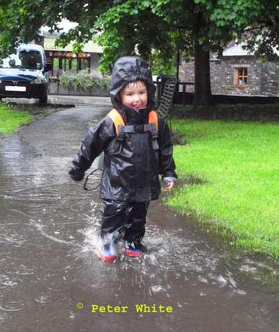fun on a rainy day in the lake district