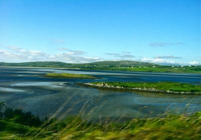 Low Tide In Ireland