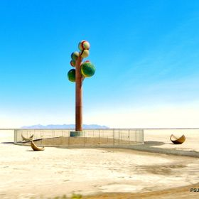 Here is a link that tells about this sculpture in Utah. http://en.wikipedia.org/wiki/Metaphor:_The_Tree_of_Utah