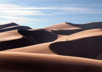 Empty Spaces - Great Sand Dunes National Park, Colorado