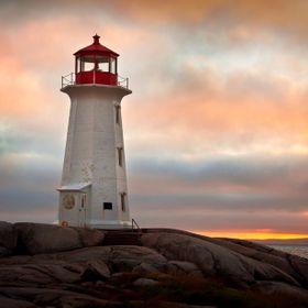 During my trip to Nova Scotia, I promised myself I would take a nice sunrise or sunset shot of Peggy's Cove. The first day was too cloudy an...