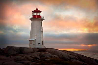 Peggy'a Cove, Nova Scotia