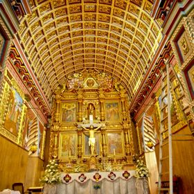 St.Mary's Forane Church, Kanjoor is one of the ancient catholic churches in Kerala. Consecrated in the year AD 1001, this church is portrayed a...