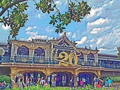 Disney Paris @ 20