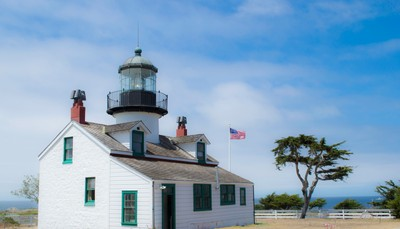 Lighthouse - Point Pinos
