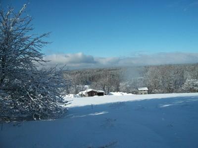 winter wonderland canada