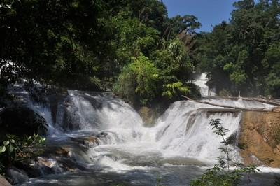 Blue Water Falls II
