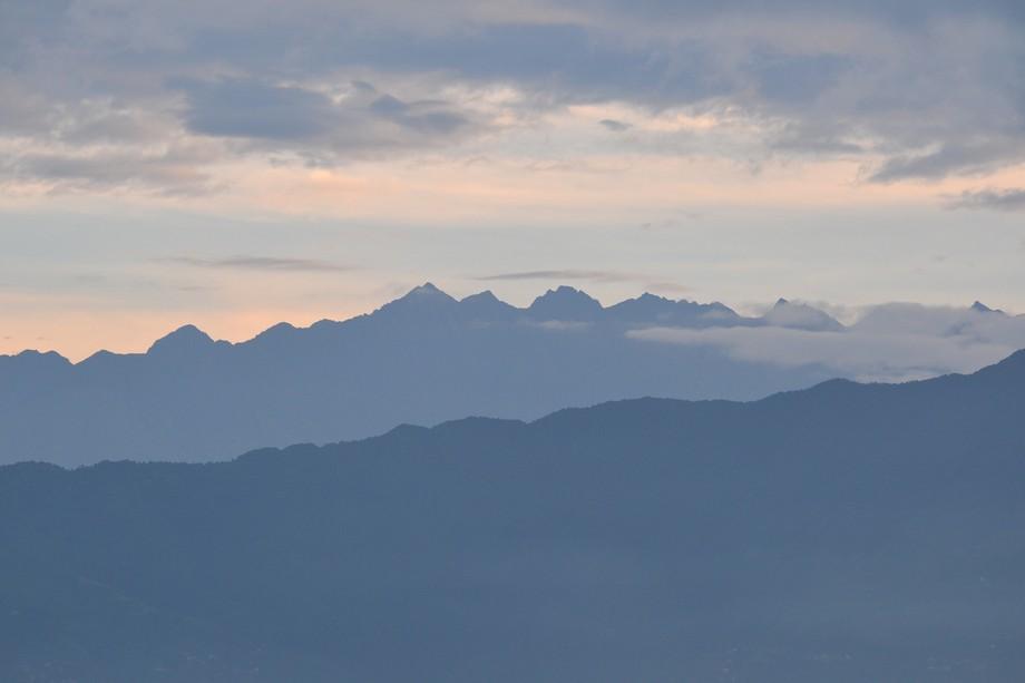 Vista Nepal.