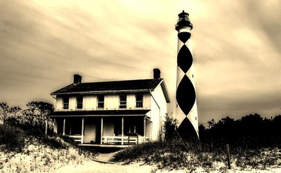 Cape Lookout Lighthouse, NC