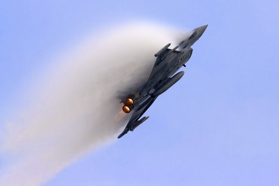 Eurofighter Typhoon F2