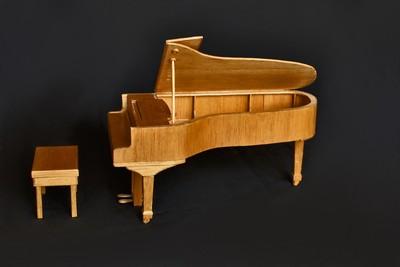 A little piano