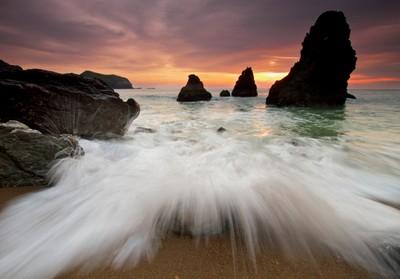 Explode - - -  Rodeo Beach, California