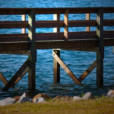 Lake Murray Pier, Columbia, South Carolina