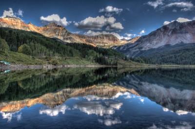 Trout Lake, Colorado
