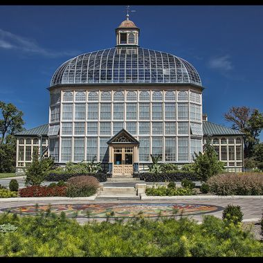 Rawlings Conservatory, Baltimore Maryland