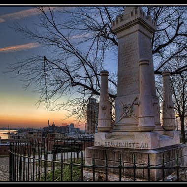 Federal Hill Sunrise
