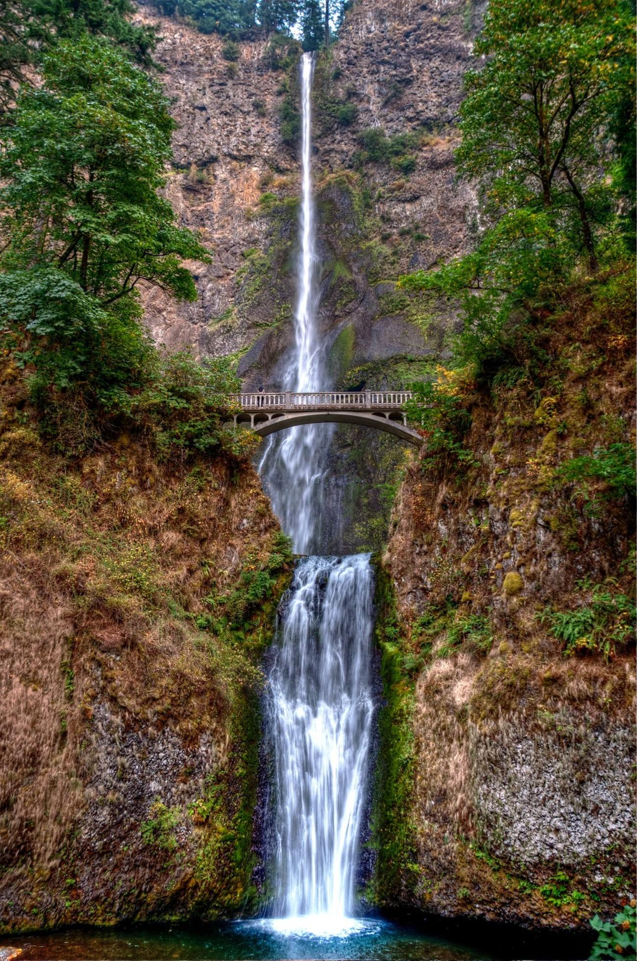 Multnomah Falls, Portland OR