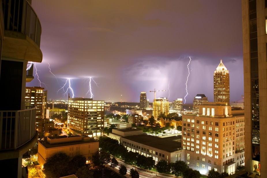 Atlanta Night Life
