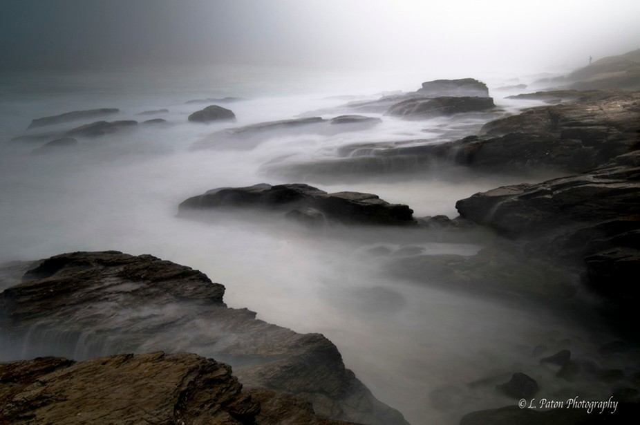 photographed the morning that hurricane Irene hit the east coast.