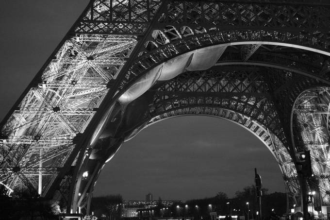 Eiffel Tower by pamramseycorey - Paris Photo Contest