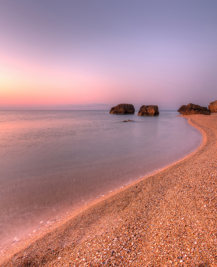 Skala Beach in Kefalonia
