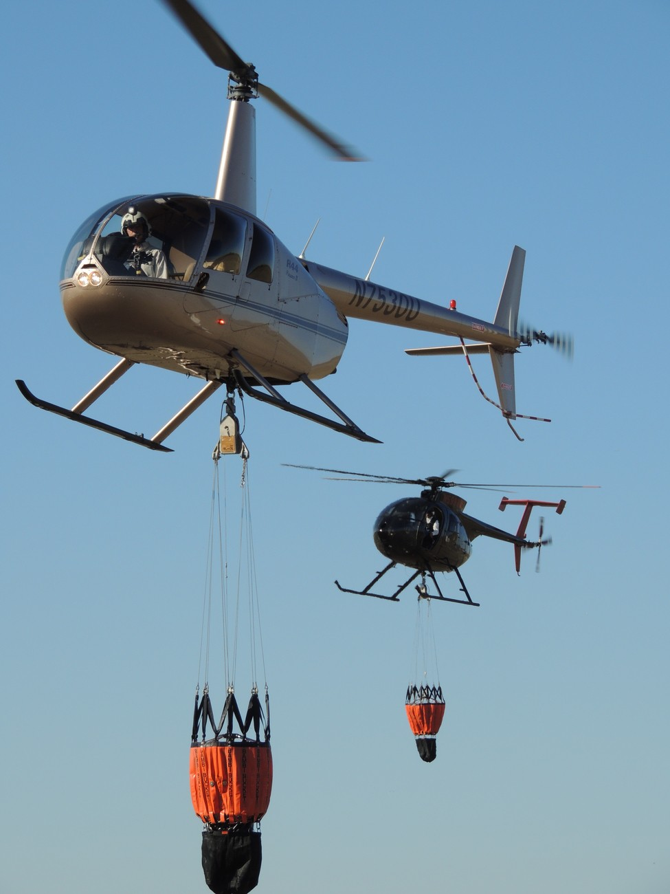 Helicopter Firefighting