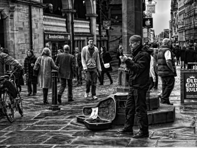 Chester musician