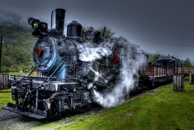 Durbin Rocket Steam Engine