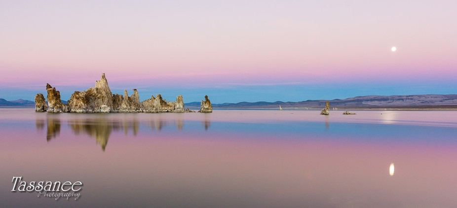 """Sunset at Mono Lake  Check out my FB Page  <a href=""""http://www.facebook.com/TassaneePhoto..."""