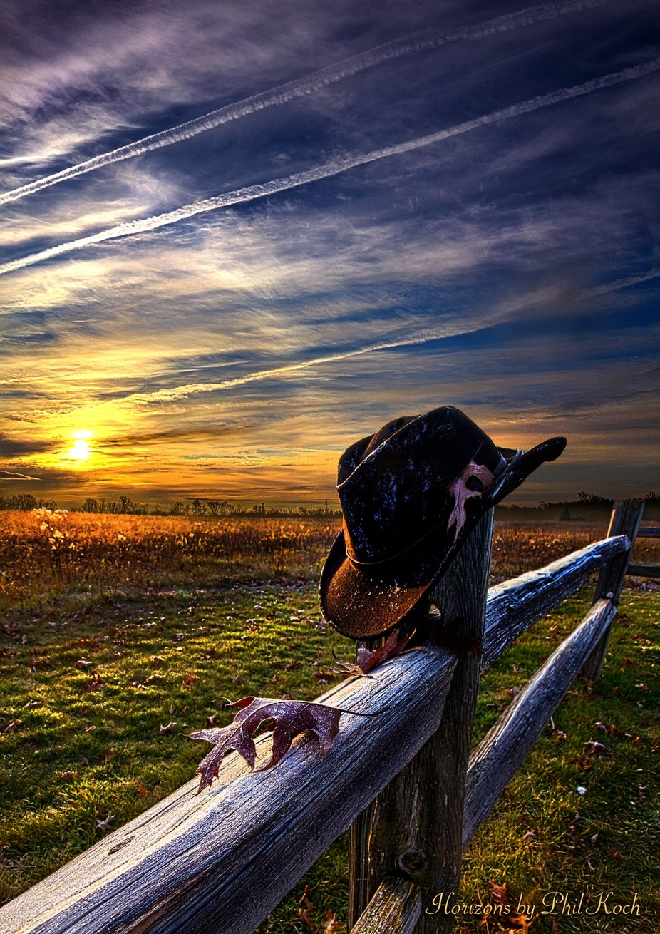 Resting Place by phil1 - Fences Photo Contest
