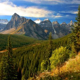 Valley of the Ten Peaks, Banff , Canada