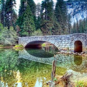 Yosemite Bridge - Fiona Wlodarek