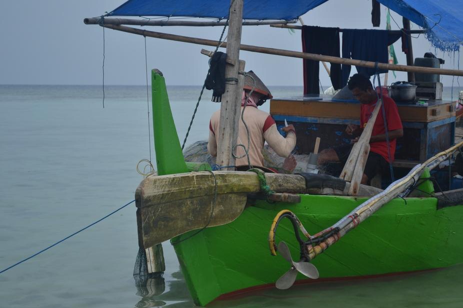 This photo was taken in karimun island, Indonesia.