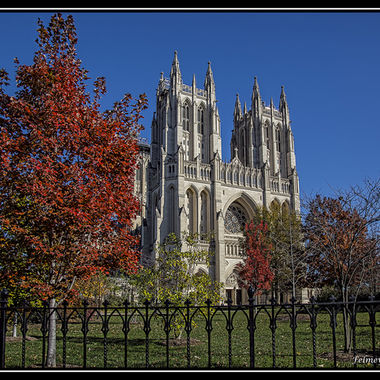National Cathedral, Washington DC., cathedral, architecture