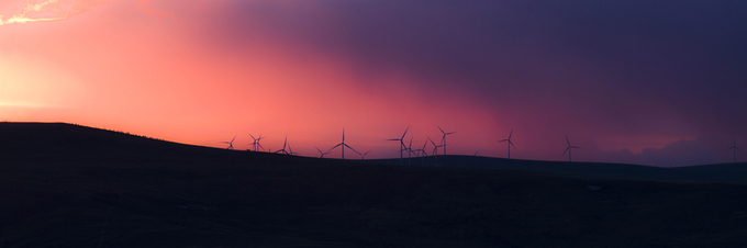 Transition by HappyTree - 200 Windmills Photo Contest