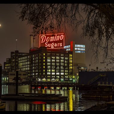 Domino Sugar - Framed