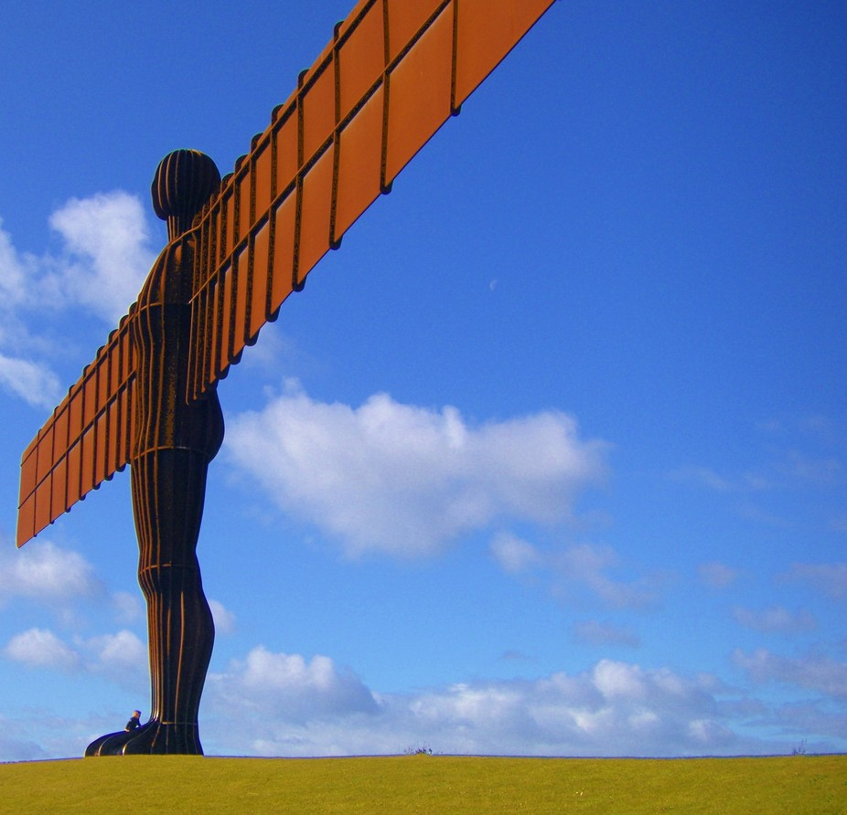 The Angel of the North, UK