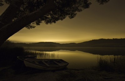 Tranquility, Loch Ard in Stirlingshire