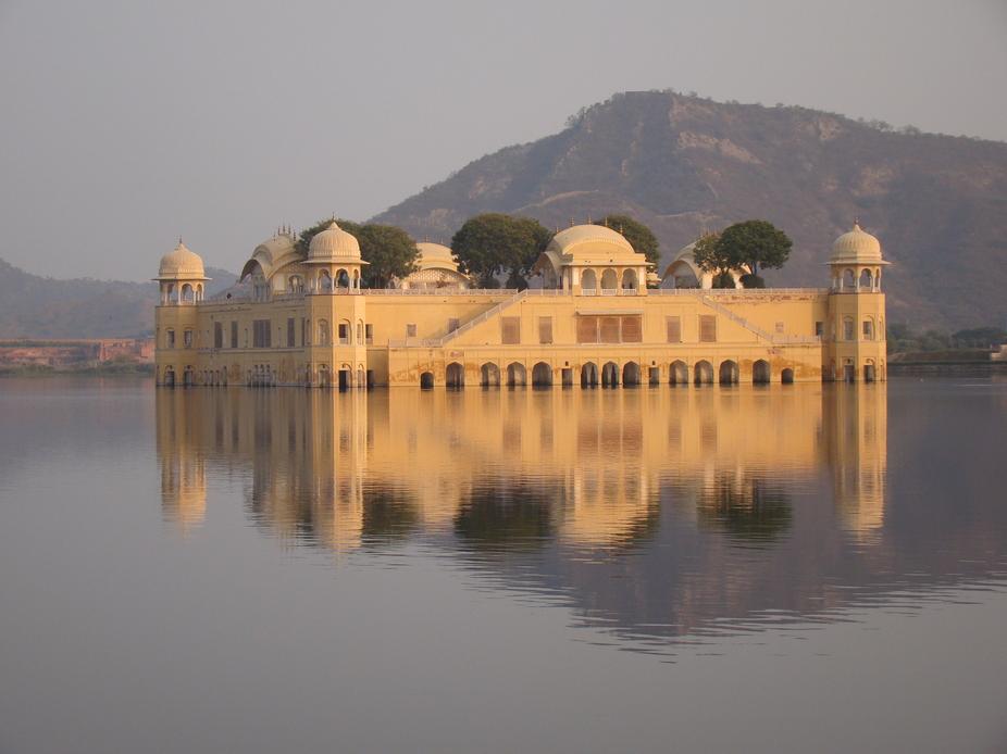 Jalmahal, Jaipur, India