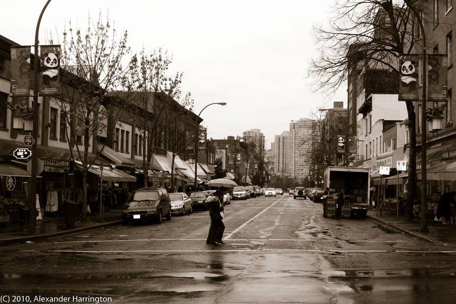 Chinatown -- Vancouver, British Columbia
