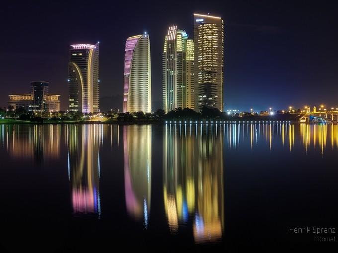 Putrajaya by HenrikSpranz - Light On Water Photo Contest