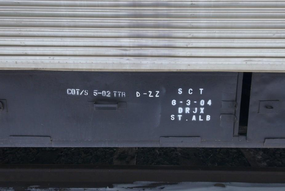 Phoenicia & Arkville, NY Train Yards