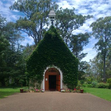 Mount Schenstatt Shrine at Mulgoa in New South Wales is the first  exact replica of the original found in Germany.  It was completed in May of 1968.