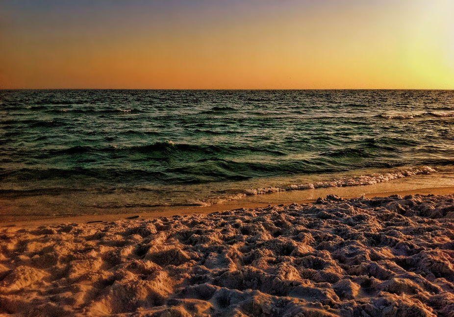 Beach - Destin, Florida