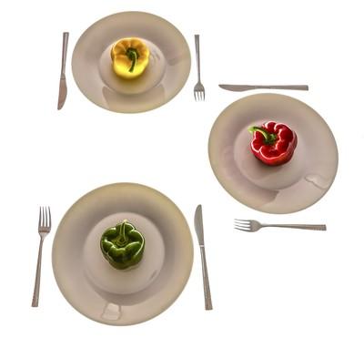 3 Vegans